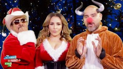 Los antojos navideños de El Bueno, La Mala y El Feo