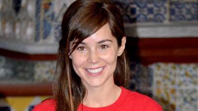 Camila Sodi acudió sola a un festival de sus hijos, ¿y Diego Luna?