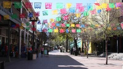 Despierta America broadcasts from downtown San Antonio