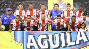 Junior, Millonarios y Nacional mantienen paso en fútbol colombiano