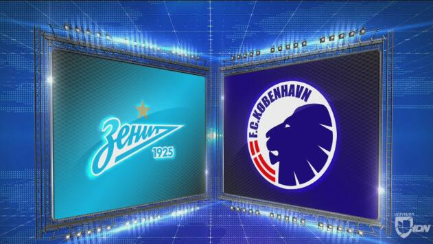 Zenit 1-0 Kobenhavn - GOL Y RESUMEN - Grupo C - UEFA Europa League