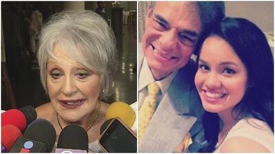 Anel, ex de José José, arremetió contra la hija menor del 'Príncipe de la canción' y esta es la razón
