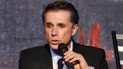 Sergio Mayer se lanza como candidato a un cargo político de elección popular en México