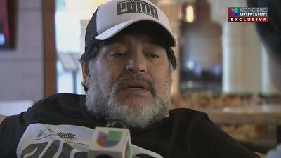 El mensaje de Maradona para López Obrador y su sugerencia para cuando se encuentren