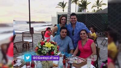 Jorge Medina armó tremenda pachanga para celebrar el cumpleaños de su esposa