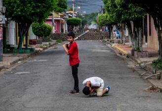 7. BARRICADA: La rebelión de los nietos del sandinismo