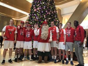 Navidad, época de reuniones familiares y milagros como el del FC Santa Claus