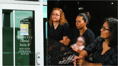 Mujeres trabajadoras de una clínica de salud acusan discriminación por hablar español