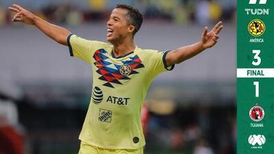 ¡Giovani se estrenó como héroe en el Azteca llevando al América a la victoria!