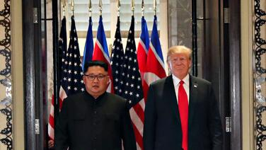 Trump y Kim están más cerca de una nueva ronda de insultos y las amenazas podrían ponerse peor