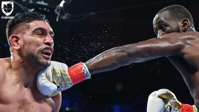 Nada de qué preocuparse: Crawford dominó a Khan en 6 rounds y piensa en Spence Jr