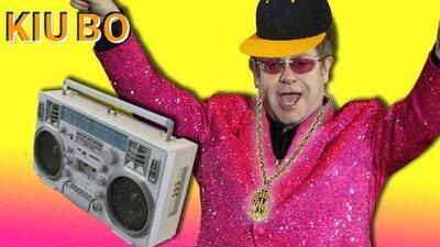 Elton John se convierte en el último exponente de la música urbana