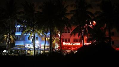 Preocupación entre dueños de negocios en Miami Beach por peleas durante 'Spring Break'