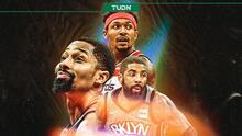 Grandes ausentes en la burbuja de la NBA
