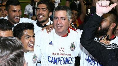 El legado de Jorge Vergara al frente de Chivas