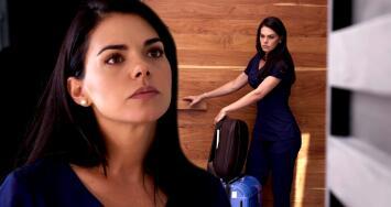 Regina terminó definitivamente su relación con Sergio y se marchó de su casa