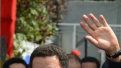 Chávez aceptará  resultados electorales 'sean cuales fueren'