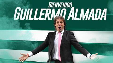 Oficial: Guillermo Almada es nuevo director técnico de Santos Laguna