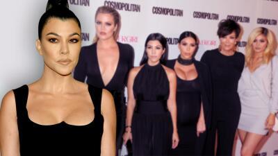Kourtney Kardashian asegura que sería feliz lejos de las cámaras viviendo en un lugar más tranquilo