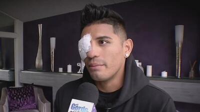 Boxeador Abner Mares relata cómo por poco pierde un ojo en uno de sus entrenamientos