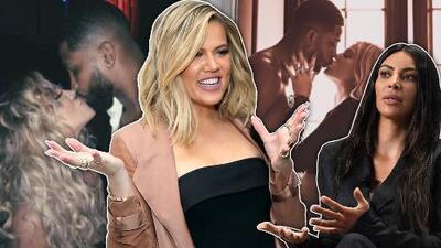 Ya sabemos qué hizo a Khloé Kardashian perdonar al 'infiel' de Tristan Thompson