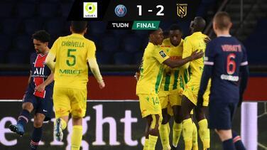 PSG no aprovecha empate de Lille y sigue segundo en la Ligue 1