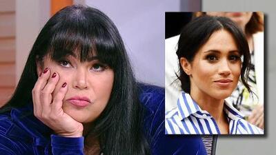 Por la separación con su papá 'El Puma', Liliana Rodríguez terminó siendo comparada con Meghan Markle