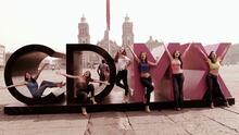 Las chicas recibieron con sorpresa su viaje a México