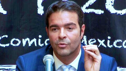 Pablo Montero aclaró si es cierto o no que lo corrieron de una telenovela por indisciplinado