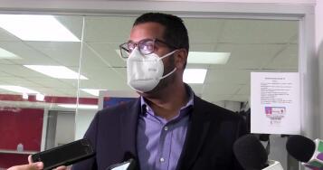 """""""Que se cuenten los votos"""": representante Jesús Ortiz, ante la elección  de la presidencia de la Cámara"""