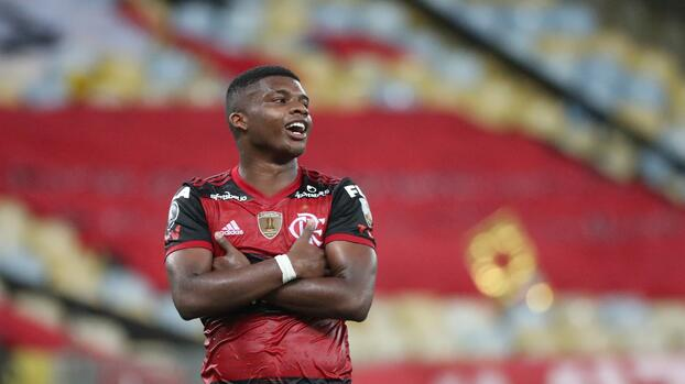 FC Cincinnati habría hecho oferta por joven delantero del Flamengo