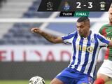 El Porto y Tecatito pierden con el Marítimo en un sorpresivo resultado