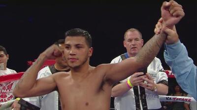 Chris Ávalos derrotó a Ray Pérez