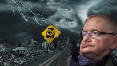 La terrible predicción que dejó Stephen Hawking antes de morir