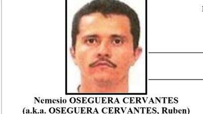 Autoridades mexicanas abren investigación por un audio en el que alguien que dice ser 'El Mencho' da órdenes a un policía