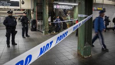 Así habría actuado Akayed Ullah, responsable de explosión al interior de una terminal de bus en Manhattan
