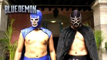 Blue Demon triunfó en el ring como los grandes, así fue el gran estreno de la segunda temporada