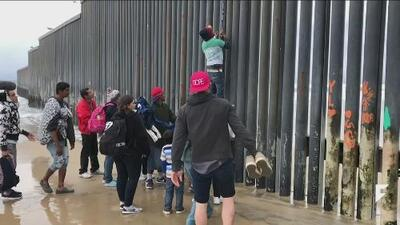 Trump Administration's policy creating more chaos in shelters at the border