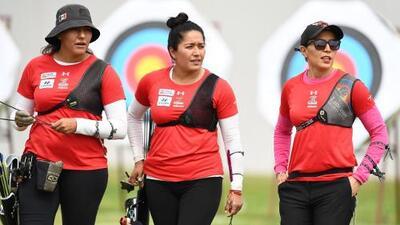 Equipo femenino de México obtiene plata en Copa del Mundo de tiro con arco en Turquía