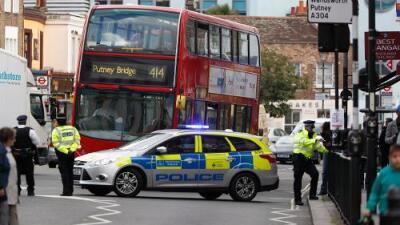 Al menos 23 heridos dejó un ataque con bomba en el metro de Londres