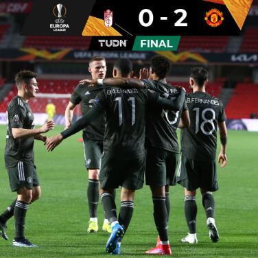 Diablura: Manchester United puso un pie en Semifinales