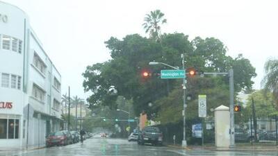Tormentas y constantes rayos se registrarán durante la tarde de este miércoles en el sur de Florida