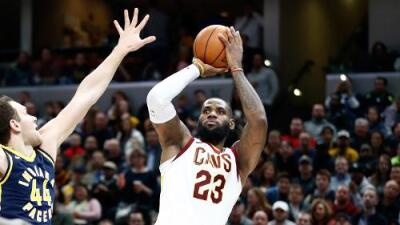 LeBron James cerca de ingresar al exclusivo club de los 30.000 puntos