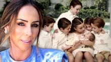"""""""Decidí tener muchos hijos, ahora me aguanto"""": Inés Gómez Mont publica por qué anda de malas y es posible entender"""