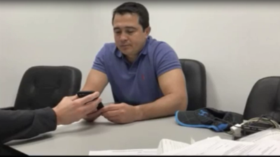 """""""My life has already been destroyed"""": what the brother of the president of Honduras said in DEA interrogation."""