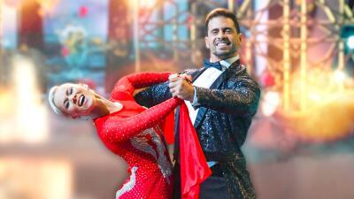 Pedro Moreno se convierte en 'La Bestia' con la que todas querríamos bailar