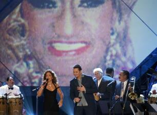 Latin GRAMMY 2003: un homenaje a Celia Cruz en Miami
