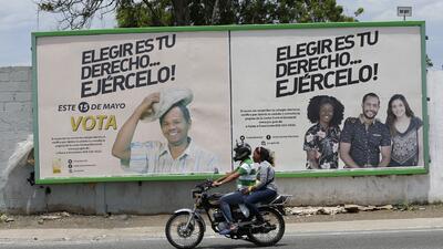 República Dominicana vota con Medina como favorito y la oposición dividida