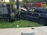 Accidente que involucra una cuatrimoto deja una persona muerta y dos heridos