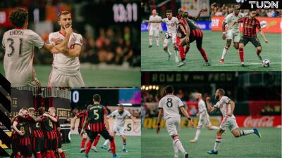 El Toronto da la sorpresa y elimina al vigente campeón de la MLS